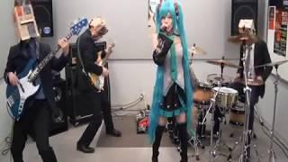 『ゴーストルール』をバンドで演奏してみた☆【ストイック高校】