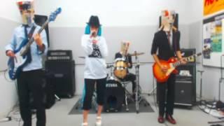 【原キー】『ドーナツホール』をバンドで演奏してみた☆【ストイック高校】